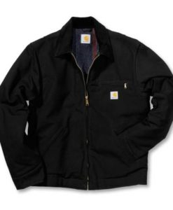 CARHARTT EJ001 Duck Detroit Jacket