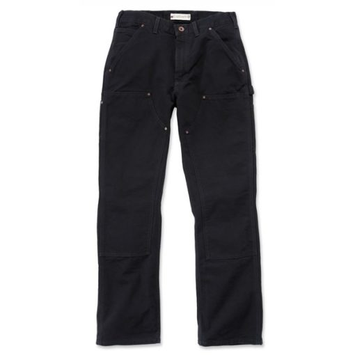 CARHARTT EB136 Washed Duck Double Front Work Dungaree
