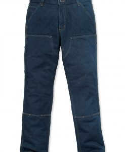 CARHARTT Double Front Dungaree Jeans