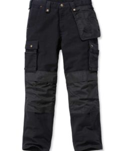 CARHARTT Washed Duck Multipocket